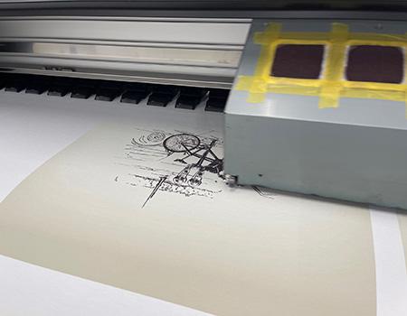 キャンバス 印刷